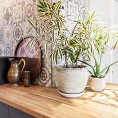 Turgeon project reveal - VALÉRIE DE L'ÉTOILE INTERIOR DESIGNER Designer, Planter Pots