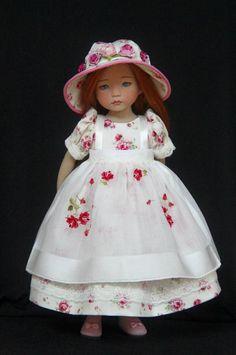 Vintage Hanky OOAK from glorias*garden on ebay ends 5/15/14. Sold for BIN on 5/13/14 for $135.00.