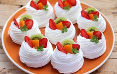Pavlova, Panna Cotta, Cheesecake, Cooking, Ethnic Recipes, Food, Kitchen, Dulce De Leche, Cheese Cakes