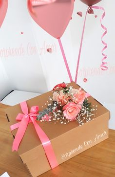 Diy Birthday, Birthday Gifts, Box Packaging Templates, Melon Cake, Mom Day, Gift Hampers, Jessie, Ideas Para, Gift Wrapping