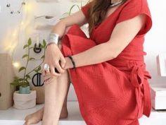 [DIY] Ma petite robe rouge • Hellocoton.fr