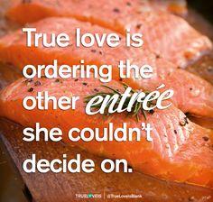 True Love Is