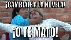 #novela #televisa #mexican be like
