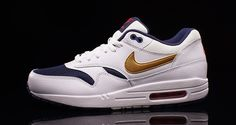 "Nike Air Max 1 Essential ""Olympic"""