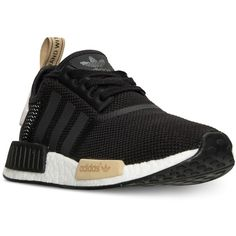 adidas Women's Nmd Runner Casual Sneakers from Finish Line ($130) ❤ liked on Polyvore featuring shoes, lightweight shoes, adidas shoes, adidas, adidas footwear and light weight shoes