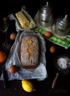 cake, citricos, esponjoso Dairy, Cheese, Desserts, Food, Videos, Vanilla Sponge Cake, Sponge Cake, Skewers, Pastries