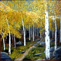 Trail to Snowmass Lake (2013) - John Malec