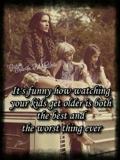 So true. Some days we wish they'd hurry up and get older and other days we wish they were babies again. It's so mind boggling. Mother Daughter Quotes, I Love My Daughter, Love My Kids, All Quotes, Quotes For Kids, Best Quotes, Life Quotes, Child Quotes, Parenting Quotes