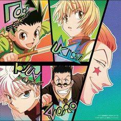 Anime Picture - Hunter x Hunter