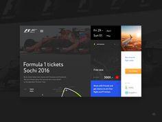 F1 Sochi concept