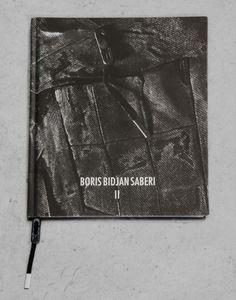 Boris Bidjan Saberi Book - II Culture Fashion  review_s