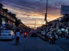 Lovely evening at Dehradun Uttarakhand