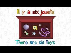 """Numbers in French"" - les chiffres - Kids Music in French - Learn French with BASHO & friends! - YouTube"