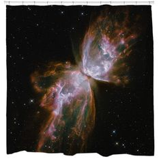 Butterfly Nebula Shower Curtain - Overstock™ Shopping - The Best Prices on Bath Decor