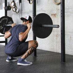 Our Fitness Team Answer The Age-Old Question: How Deep Should You Squat?