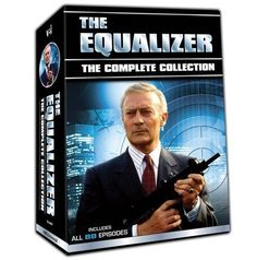 cds dvds vhs: The Equalizer: The Complete Collection - Seasons 1-4 (Dvd, 2016) -> BUY IT NOW ONLY: $30.99 on eBay!