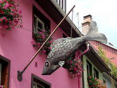 Restaurant Zur Fischerin - Lindau, Germany