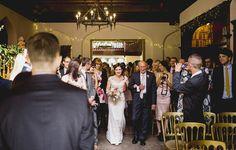 Bride Aisle Walk - Wedding Photography, Bride, Groom, Bouquet