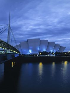 Scottish Exhibition Centre, Glasgow, Scotland