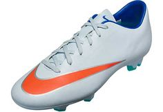 separation shoes 0701f a4d46 Nike Women s Mercurial Victory V FG Soccer Cleats. Hot at SoccerPro! Soccer  Shoes,