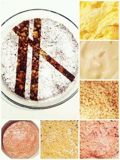 Torta Caprese metodo Montersino