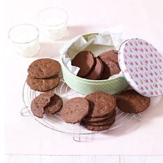 mary berry's chocolate shortbread recipe