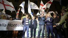 Lombardia: #Milano  #Salvini al presidio anti profughi: 'Regalo di Salah  sì a disobbedienza forze... (link: http://ift.tt/2fk34Hn )