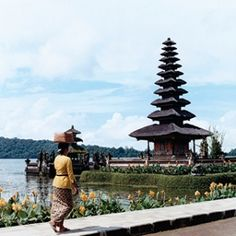 No. 5 Bali, Indonesia Whether you choose to hang on the beach, hike through the rice paddies, or explore mystical temples, Bali intrigues at every turn. (The holiest of Bali's temples, Besakih, is located on the slopes of Mount Agung.) It's worth heading inland to view the Jatiluwihrice terraces, a sprawling, lush UNESCO site. Stay at One Eleven, a collection of nine private villas with individual pools and in-room yoga—an oasis in bustling Seminyak, Bali's backdrop for beach parties.