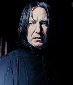 Harry Potter Severus Snape, Alan Rickman Severus Snape, Severus Rogue, Half Blood, Prince, Boyfriend