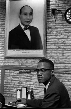 Black and White - Malcolm X, 1961 by Henri Cartier-Bresson Henri Cartier Bresson, Malcolm X, Walker Evans, By Any Means Necessary, Black History Facts, French Photographers, My Black Is Beautiful, Candid Photography, Before Us