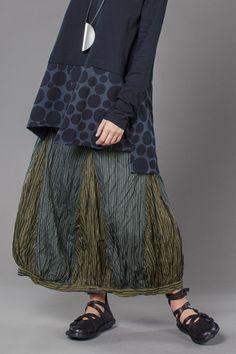 Fab Skirt in Tiano Combi Carnaby | SHONMODERN.COM