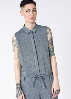 The Aboah Coveralls