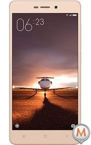 Xiaomi Redmi 3 Dual SIM 16GB Χρυσό