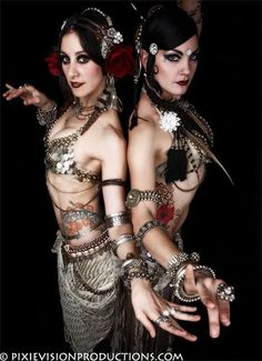 Tribal Fusion Goddesses