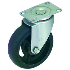 "3"" Solid Polyurethane Swivel Caster"