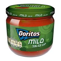This dip on doritos covered in melted cheese? YES, OH MY GOD.