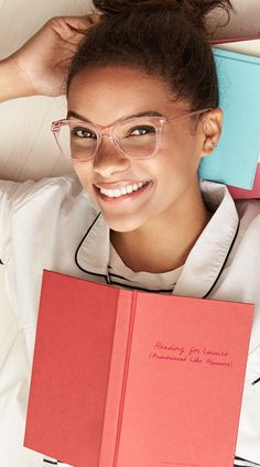 Heres where to get these stylish glasses! More Chic eyewear, affordable prices, perfect for your capsule wardrobe! Storyboard, Style Board, Warby Parker Glasses, Glasses Trends, Capsule Wardrobe Essentials, Eyewear Trends, Eye Glasses, Glasses Frames, Girls With Glasses