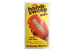 Vintage Sweeper Handi Sweep by ClearlyRustic on Etsy, $4.00