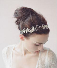 Diademas joya para novias