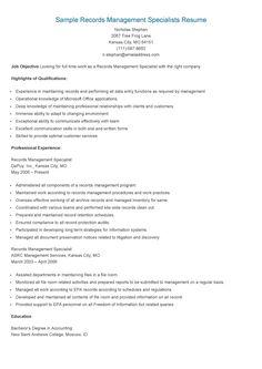 sample site acquisition specialist resume resame pinterest