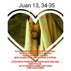 Juan 13: 34-35