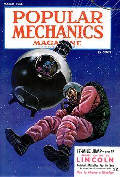 Popular Mechanics Magazine, March 1956.