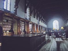Library, Durham Cathedral