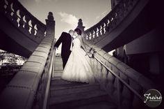 Inarbys & Hugo on Borrowed & Blue. Ballroom Wedding, Wedding Music, Wedding Stuff, Cute Wedding Ideas, Wedding Pictures, Wedding Photography Inspiration, Wedding Inspiration, Wedding Stairs, Ballrooms