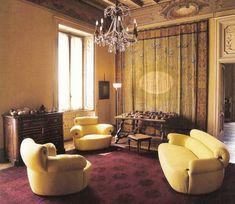 Luigi Caccia Dominioni | Interior | Azucena