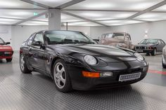 Porsche 968, Classic Trader, Cars For Sale, Classic Cars, Automobile, Check, Car Brake System, Blue Polka Dots, Vehicles