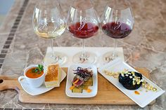 Does this look like a food and wine tasting you'd enjoy?  #wine