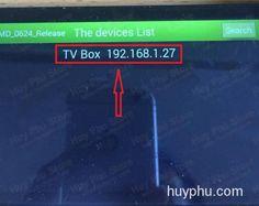 Hướng dẫn điều khiển Android Tv Box Himedia Q1 IV, Q3 IV, Q5 IV, Q8 IV, Q10 IV bằng điện thoại