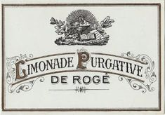 Another French Pharmacy Label - The Graphics Fairy