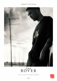 Robert Pattinson - The Rover